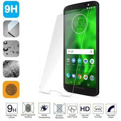 Gorilla Genuine Tempered Glass Screen Protector Protection For Motorola Moto