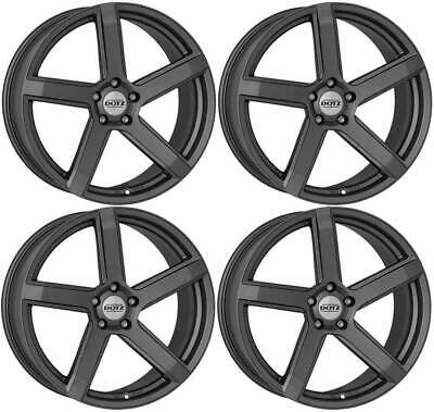 4 Dotz CP5 wheels 7.0Jx17 5x114,3 for RENAULT Clio Fluence Grand Scenic Megane S
