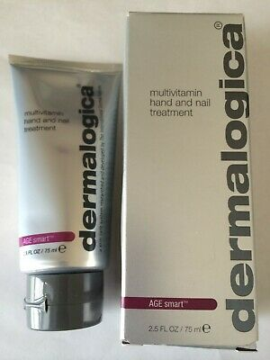 DERMALOGICA AGE SMART Multivitamin Hand and Nail Treatment 2.5 oz ...