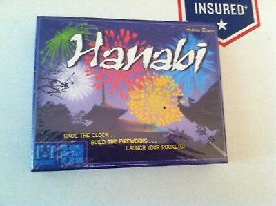 HANABI Card Game R & R Games BRAND NEW SEALED L@@K!