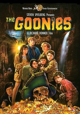 The Goonies movie poster print  : 11 x 17 inches - Goonies poster