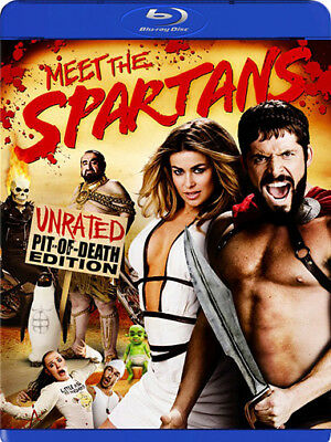 Meet the Spartans (Blu-Ray Disc) **New**