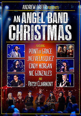 An Angel Band Christmas (DVD) **New**