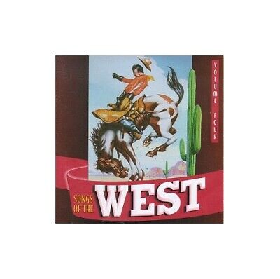 Songs Of The West, Vol. 4: Movie & Television Themes -  CD ACVG The Cheap Fast