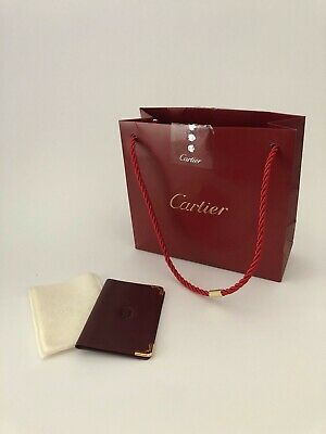 Cartier piccolo Memo & Note