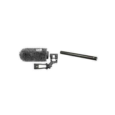 RODE NTG-4+ Directional Condenser Shotgun Microphone with Deluxe Boom Kit