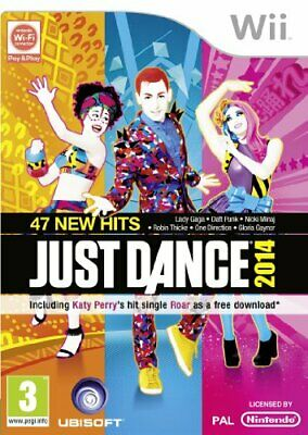 Just Dance 2014 (Nintendo Wii) - Game  EWLN The Cheap Fast Free Post