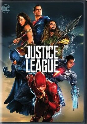 Justice League (DVD,2017)