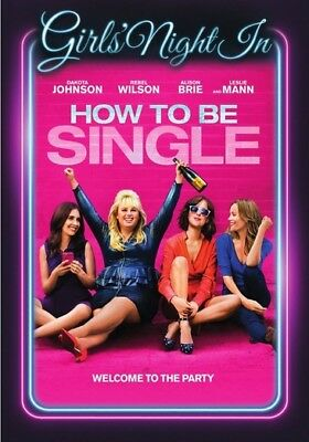 How To Be Single (DVD,2016)