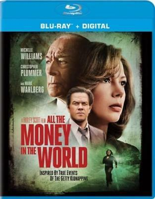 All the Money in the World (DVD,2017)
