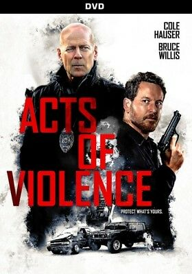 Acts of Violence (DVD,2018)