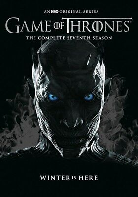 Game of Thrones: The Complete Seventh Season (DVD,2017)