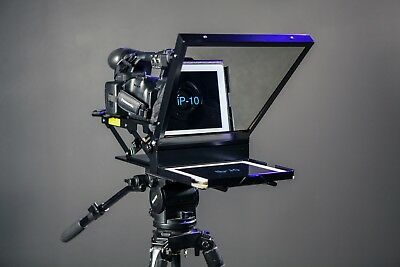 Teleprompter for iPad/Tablet. Made by Mirror Image.