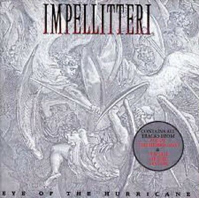"""IMPELLITTERI """"Eye Of The Hurricane + Victim Of The System"""" 2xCD Dream Catcher !"""