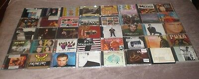 Lot Of 40 Cd's - These Are New World Music Themed Some Are Very Rare  #35