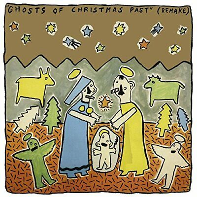 Various Artists - Ghost Of Christmas Past - Various Artists CD ESVG The Cheap