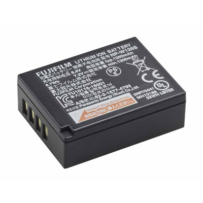 Fujifilm 16528470 NP-W126S Lithium-Ion (Li-Ion) 1200 mAh rechargeable Battery