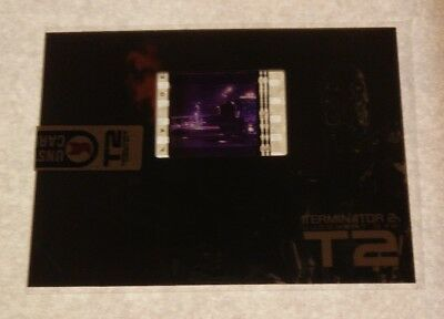 Terminator 2 T2 25 Years On Film Cell Fc1 Trading Card Unstoppable Cards Q
