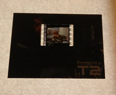 Terminator 2 T2 Film Cell Fc1 Trading Card Unstoppable Cards