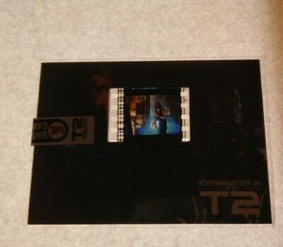 Terminator 2 T2 25 Years On Film Cell Fc1 Trading Card Unstoppable Cards M