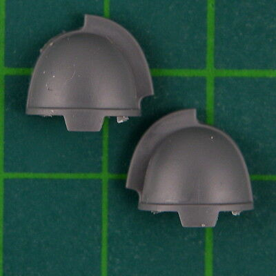 Primaris Space Marines Aggressor Shoulder Armor a Warhammer 40k Bitz Bits 10246
