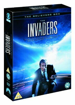 The Invaders - The Believer's Box (Complete Box Set) [DVD] -  CD 8GVG The Fast