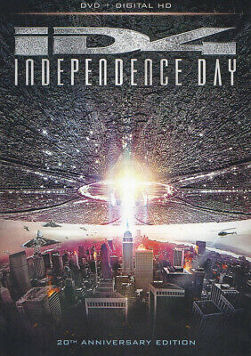 Independence Day (Dvd + Digital Hd) (20Th Anniversary Edition) (Dvd)