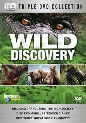 Wild Discovery - Wild Discovery [DVD] - Wild Discovery CD 7YVG The Fast Free