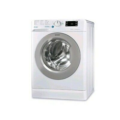 Indesit Bwe 91284Xwsss Lavatrice Carica Frontale 9Kg Classe A+++ Centrifug White
