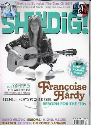 SHINDIG MAGAZINE - Issue 90 (NEW) *Post included to UK/Europe/USA/Canada