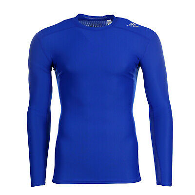 ADIDAS TECHFIT CHILL LS Compression Shirt langarm