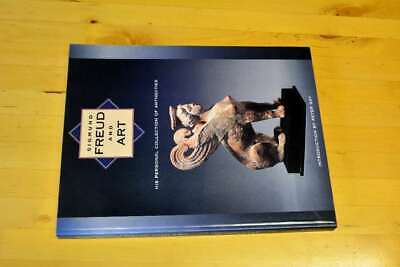 SIGMUND FREUD AND ART: His Personal Collection of Antiquities., Peter Gay, Very