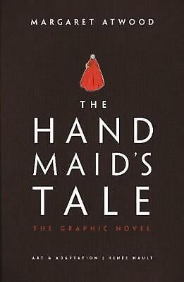 Handmaid's Tale by Margaret Atwood Hardcover Book Free Shipping!