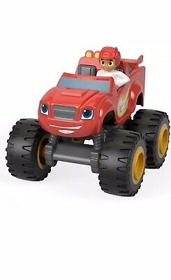 Blaze and Monster Machines Blaze and AJ. Fisher-Price. Free Postage & Packaging