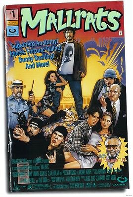 Mallrats movie poster print : 11 x 17 inches - Kevin Smith, Shannen Doherty