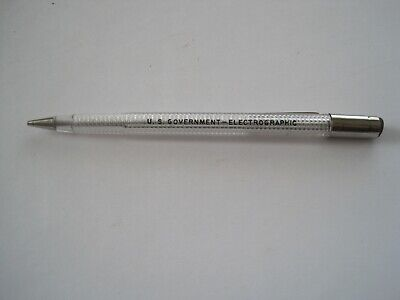 US Government Electrographic Skilcraft Pen