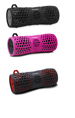 SYLVANIA SP353 WATERPROOF Rugged Portable Bluetooth Speaker