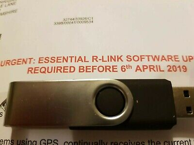 RENAULT TOM TOM R-LINK NAVIGATION SD CARD EUROPE UK MAP V10 05