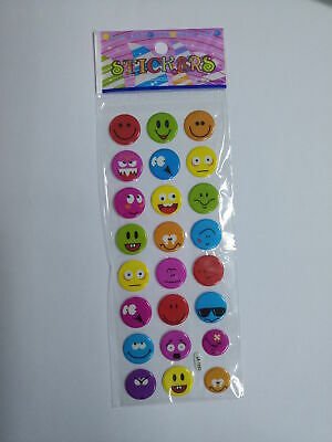 10 Sheets Pikachu Characters Stickers Lot Kids Paper Crafts Favor Party Gift Hot