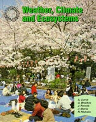 Geography: People and Environments - Weather Climate... by Nicholls, R. Hardback