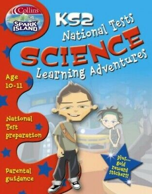 Spark Island - Key Stage 2 National Tests Science... by Greaves, Simon Paperback