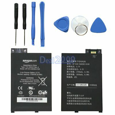 REPLACEMENT BATTERY 58-000049 For Amazon Kindle PaperWhite