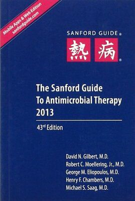 Sanford Guide to Antimicrobial Therapy (Sanford Guides) by Gilbert, David N The