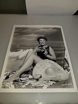 Vintage 8 X 10 Photograph From Irving Klaws Archives Of Anne Bancroft  Lot #3