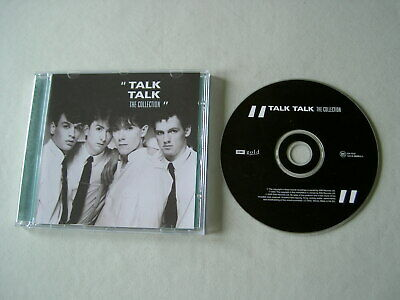 TALK TALK The Collection CD album Mark Hollis