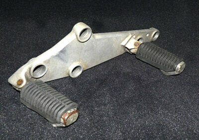 BMW K 100 RS RT Fussrastenanlage links footrest left 46711451689