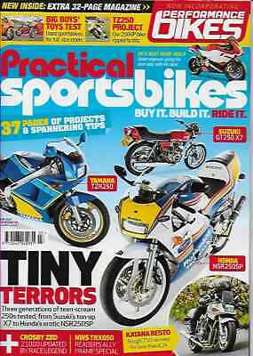 PRACTICAL SPORTSBIKES N.103 (NEW COPY)*Post included to UK/Europe/USA/Canada