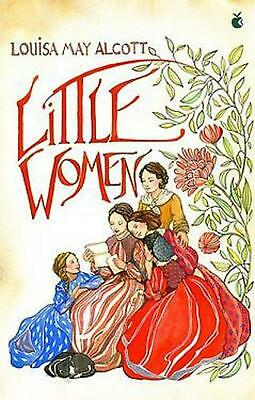 Little Women by Louisa May Alcott Paperback Book Free Shipping!