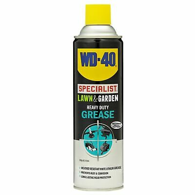 WD-40 Specialist Lawn & Garden 300g Heavy Duty Grease(Pack of 3)- USA Brand