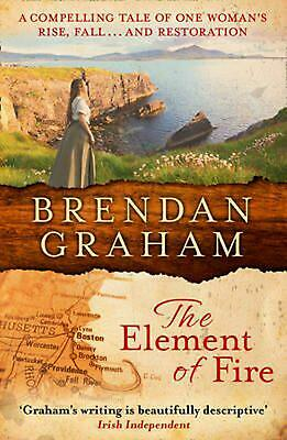 Element of Fire by Brendan Graham Paperback Book Free Shipping!